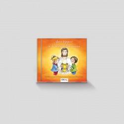 Musik-CD mit Lieder und Texte